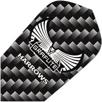 FLIGHTS GRAFLITES SLIM schwarz