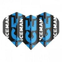 Hardcore Gerwyn Price Black & Blue Logo