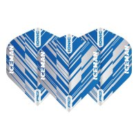 Hardcore Ionic Gerwyn Price Blue & White Stripe