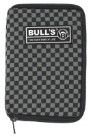 BULLS TP Premium Dartcase grau/schw.
