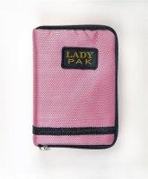 """Dart Tasche """"The Pak"""" pink"""