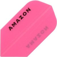 AMAZON Flights slim pink