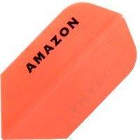 AMAZON Flights slim orange