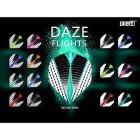 One80 Daze Flight Standard Gray Pink