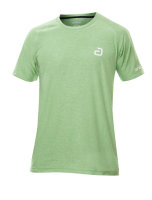 andro Shirt melange Pro grün