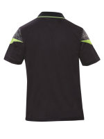 andro Shirt Teslin schwarz/grün