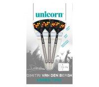 Unicorn Maestro Dimitri van den Bergh Steel Darts