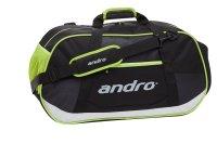 andro® Sportbag Mendoza L 65x33x21 cm - schwarz/grau