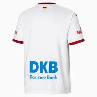 DHB HOME SHIRT JR with Sponsor Logos