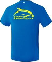 Erima PERFORMANCE T-Shirt Kasseler Schwimm-Verein
