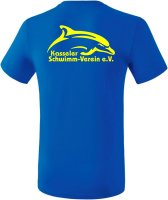 Erima Teamsport T-Shirt Kasseler Schwimm-Verein