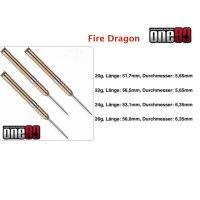 ONE80 - Fire Dragon - Steeldart