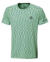 andro Trikot Melange Multicolor grün/dunkelblau