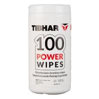 Tibhar Reinigungstücher 100 Power Wipes